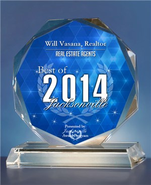 2014 Best of Jacksonville Award